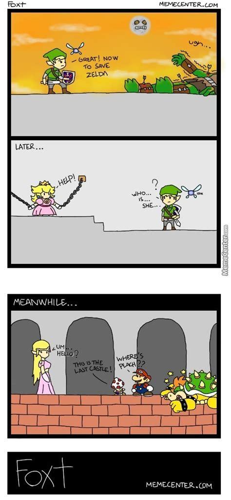 Princess Peach Meme - trouble with the princesses by foxt meme center