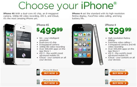 iphone 5s cricket price cricket wireless now offering pre paid iphone 4s and