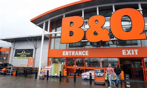 One In Six B&q Stores To Close As Uk Boss Departs In Major