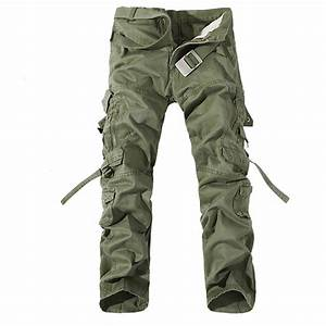 New Mens Casual Military Army Cargo Camo Combat Youth ...