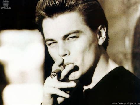 Leonardo Dicaprio Smoking Wallpapers 148910 Desktop Background