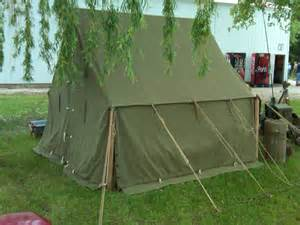Small Canvas Wall Tent