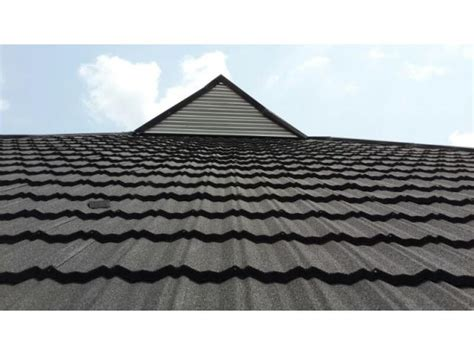 current price list for coated roofing tile lekki