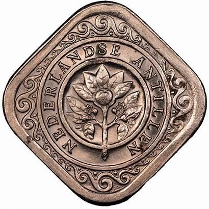 Netherlands Cents Antilles 1957 Coin Value 1970
