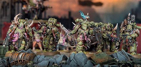 Bell Gardens High by 40k 8th Death Guard Rules Shamble Forth Bell Of Lost Souls