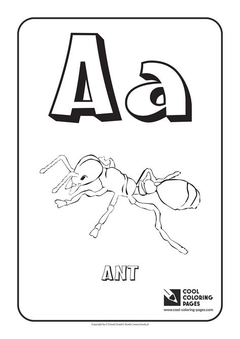 cool coloring pages alphabet coloring pages cool coloring pages  educational coloring