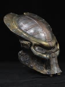 Steampunk Predator Mask
