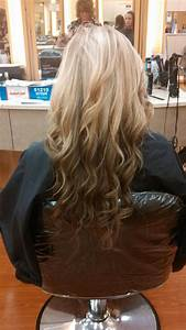 Balayage Ombré Blond : reverse ombr hair by ashley hair hair styles ~ Carolinahurricanesstore.com Idées de Décoration