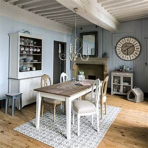 style campagne chic decryptage marie claire maison With decoration style campagne chic