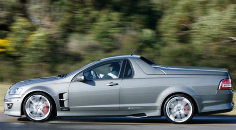hsv maloo  ute  review car magazine