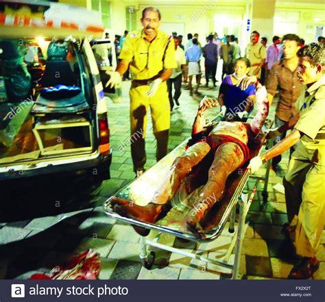 Kerala, India 10th April, 2016 An Injurer Of The