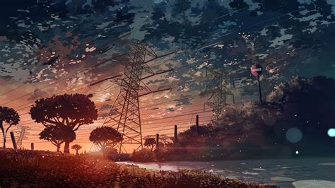 Wallpaper Anime - 5 centimeters per second anime wallpapers hd desktop
