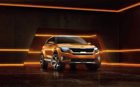 Chevrolet Trax 4k Wallpapers by Wallpapers Kia Sp Concept 2018 4k Exterior