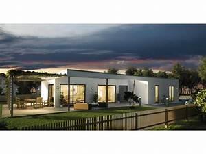 Fertighaus Flachdach Modern : 17 best images about bungalows on pinterest villas monaco and casablanca ~ Sanjose-hotels-ca.com Haus und Dekorationen