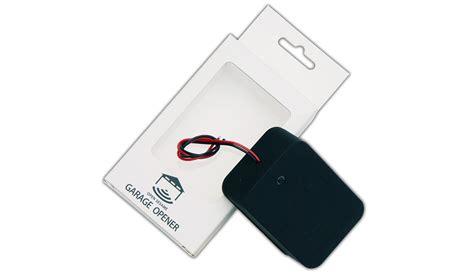 Bluetooth Garage Opener by Smartphone Remote Bluetooth Universal Garage Door Opener App