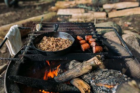 outdoor cuisine outdoor cooking safety tips survival
