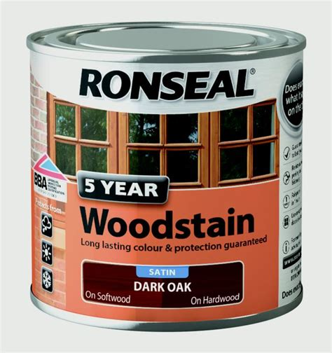 ronseal year woodstain ml stax trade centres