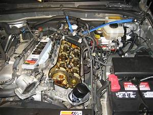 4 0l V6 Valve Cover Gasket Replacement