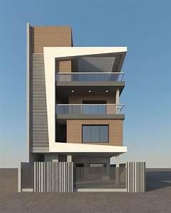 Best, Modern, House, Elevation, 2021