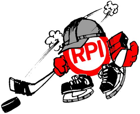 RPI Engineers Mascot Logo - NCAA Division I (n-r) (NCAA n ...