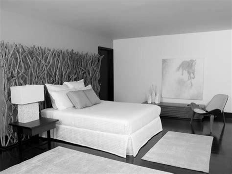 chambre blanche et chambre a coucher grise et blanche