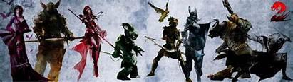 Guild Wars Professions Deviantart