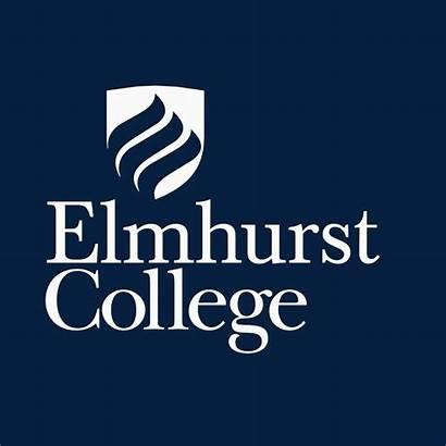 Elmhurst University Brand College Edu Introducing Logos