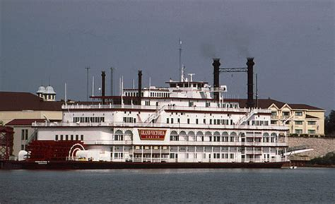 Evansville Indiana Casino Boat by Every County