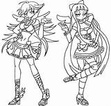 Panties Panty Coloring Stocking Template Lineart sketch template