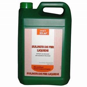 Anti Mousse Pelouse Sans Sulfate De Fer : sulfate de fer liquide 5l castorama ~ Dailycaller-alerts.com Idées de Décoration