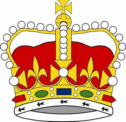 Crown Clip Clipart Royalty Svg Vector Clker