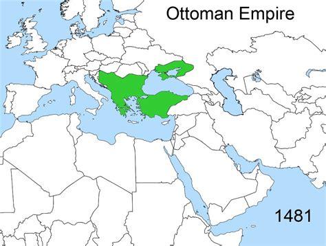 Ottoman Empire 1500 maps of the ottoman empire ottoman empire empire and