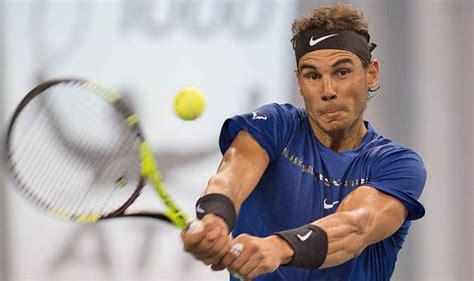 Онлайн Рафаэль Надаль - Фабио Фоньини - ATP Masters Шанхай - 12 октября 2017 - Eurosport