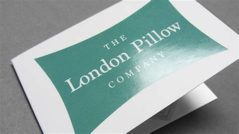 The London Pillow Company Folded Business Card Business Letters To Suppliers Letter Job Inquiry Definition Of Letterhead Business-card-design.indd Cards Designer Online New Design Krugersdorp Parts