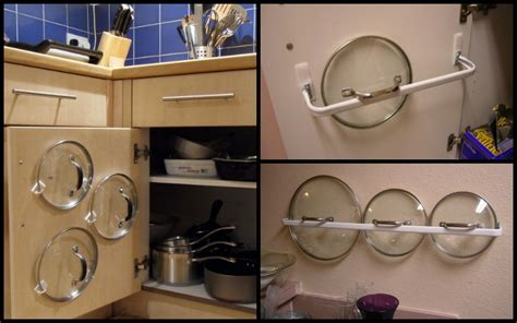 1000 Images About Organize My Pots And Pans On Pinterest