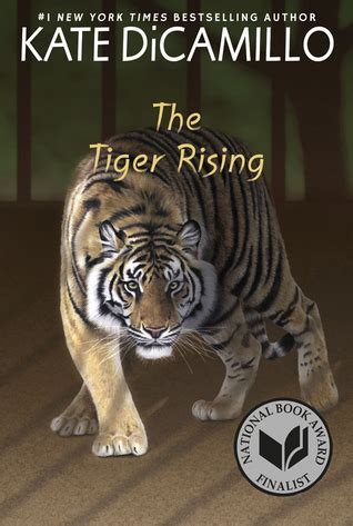 tiger rising  kate dicamillo