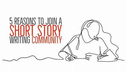 Writing Community Story Short Reasons Join