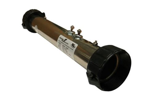 tub heater assembly spa tub flow thru heater assembly spa parts 2 00 0013