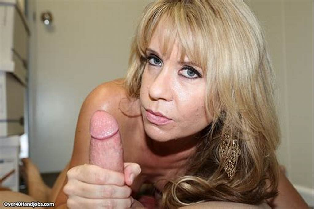 #Sexy #And #Horny #Step #Mom #Jerking #Off #Her #Step #Son