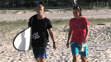 lee pace bikini lee anne pace learns to surf with mick fanning youtube