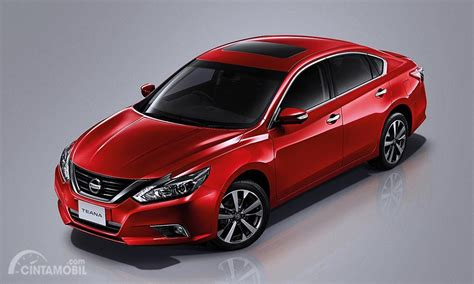 Gambar Mobil Nissan Teana by Review Nissan Teana 2019