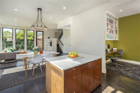mid century modern kitchen design tallahassee remodeling