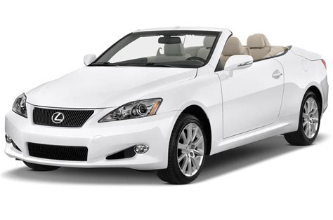 Research New Lexus Convertible Models