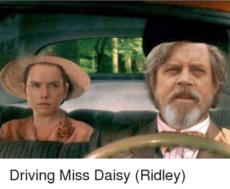 Driving Miss Daisy Meme - funny daisy ridley memes of 2016 on sizzle bae