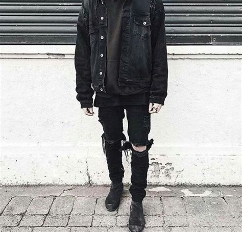 Grunge Aesthetic | The Guys Fashion | Pinterest | Grunge Clothes and Oc