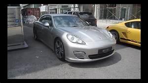 2011 Porsche Panamera 4 Start