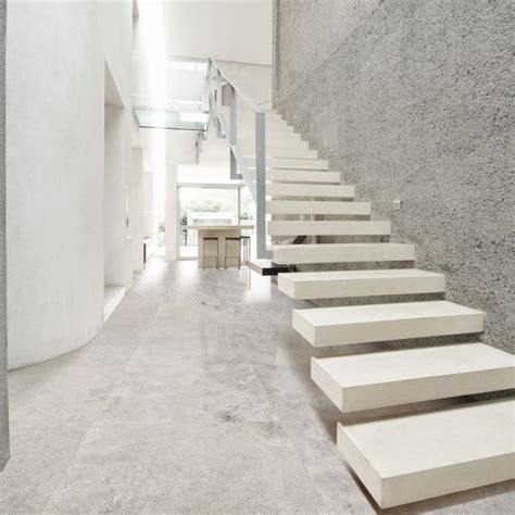 hallways flooring modern staircase other by resido