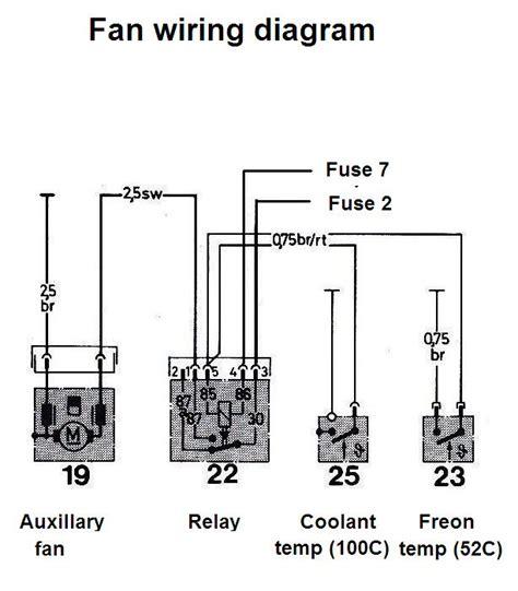 Auxillary Fan Not Working Ran Jumper Wire The