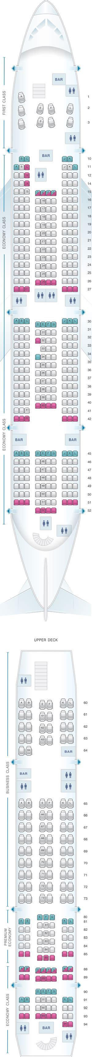 plan siege a380 plan de cabine air airbus a380 international