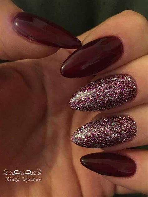 rote nägel design pin ksenia auf nails